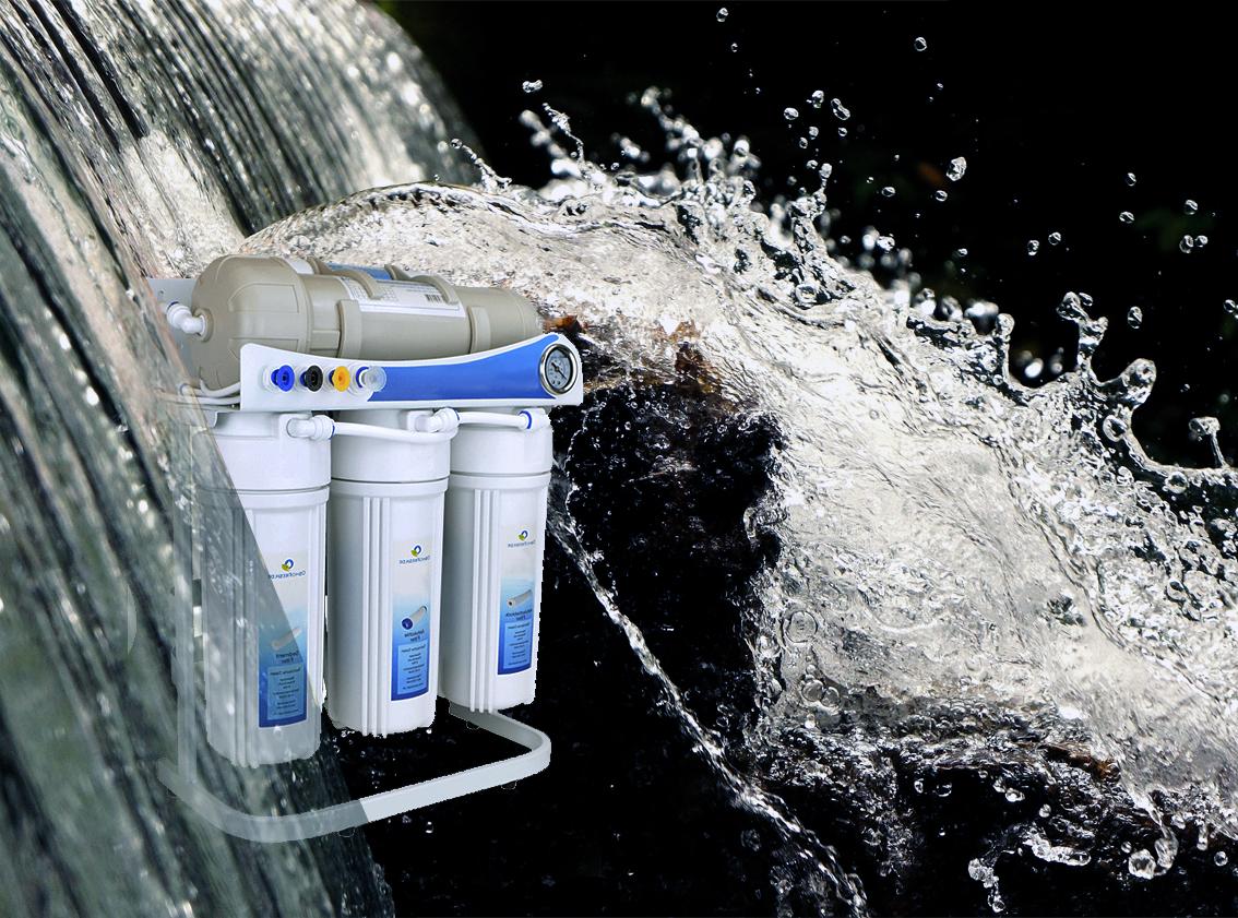 5 Osmoseanlagen Test - Die Fortschrittlichste Art, Sauberes Wasser für Ihren Haushalt zu Produzieren