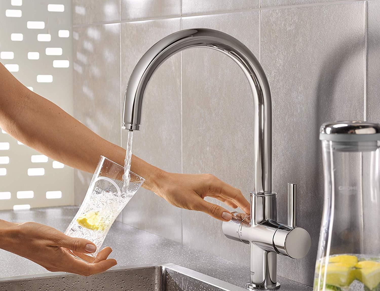 4 Sodaarmaturen Test – Sprudelwasser aus dem Wasserhahn ist kein Problem!