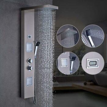 Auralum Thermostat Duschpaneel