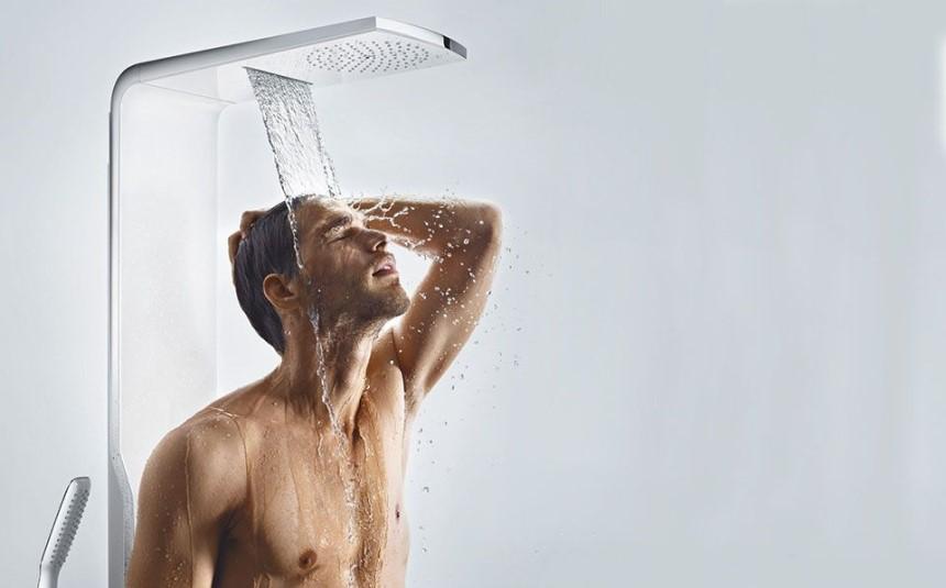 5 Duschpaneele Test - Einfach, Günstig, Chic