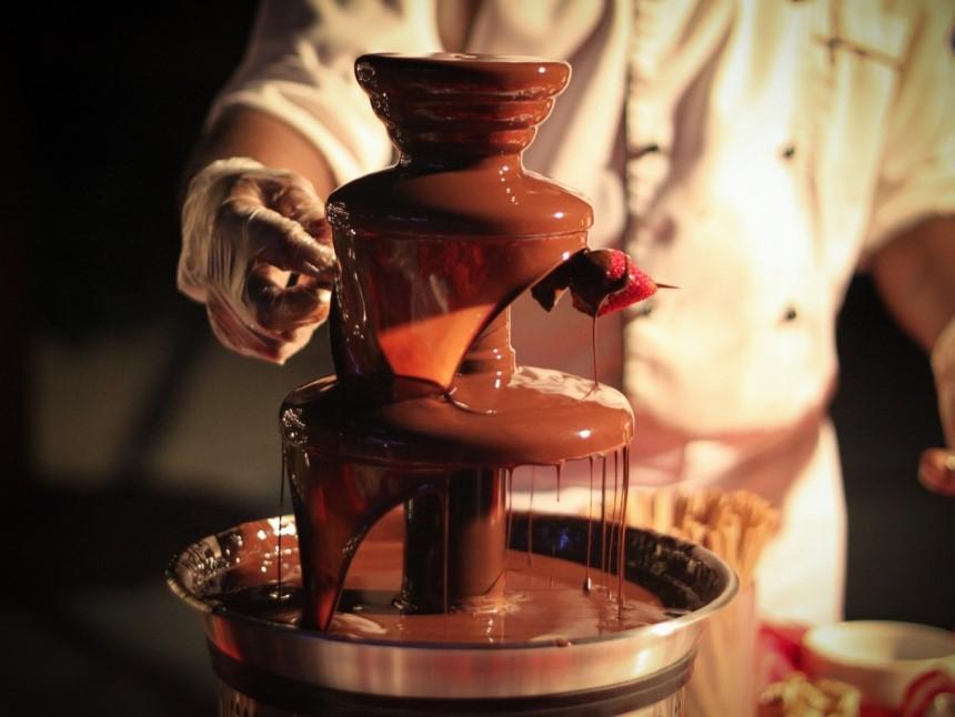 7 Schokobrunnen Test - Für Langen Genuss Beim Schokoladenfondue