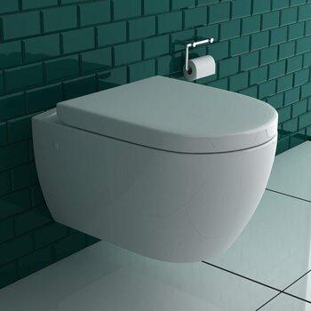 Hänge-Dusch-WC