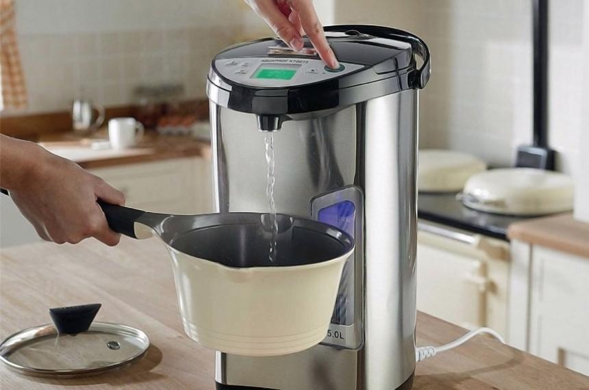 5 Heißwasserspender Test - Heißes Wasser Innerhalb von Sekunden