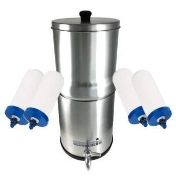 Coldstream Sentry Schwerkraft Wasserfilter System