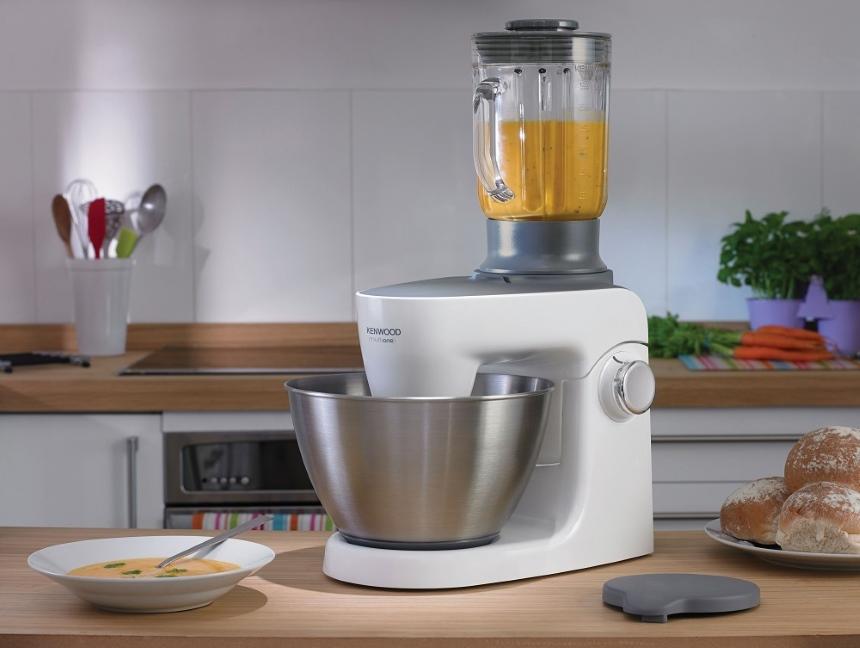 4 Küchenmaschinen mit Entsafter Test – Das Multifunktionale Wunder in Ihrer Küche