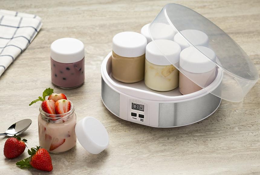 9 Joghurtbereiter Test – Wählen Sie selbst die Zutaten für Ihren Joghurt