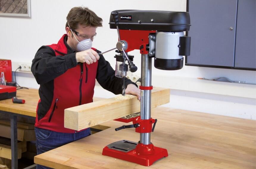 10 Tischbohrmaschinen Test - Bohren Ist Nicht Gleich Bohren