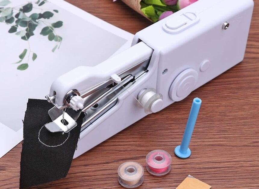 6 Handnähmaschinen Test - Kleine Schwester Einer Richtigen Nähmaschine