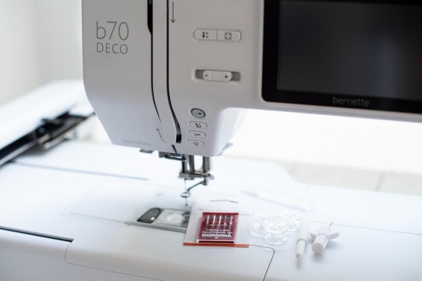 7 Stickmaschinen Test - Noch Einfacher Sticken