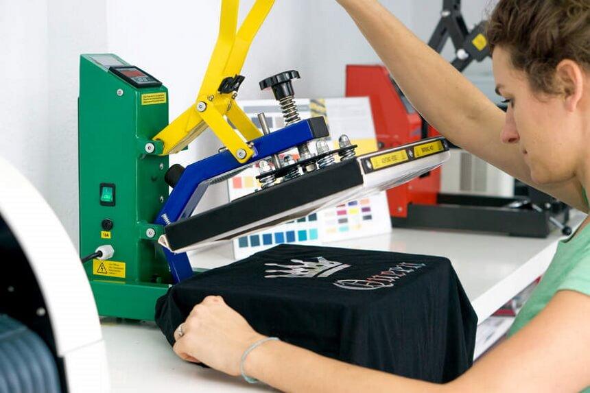 5 Transferpressen Test - Eine Professionelle Druckerei Brauchen Sie Nicht Mehr