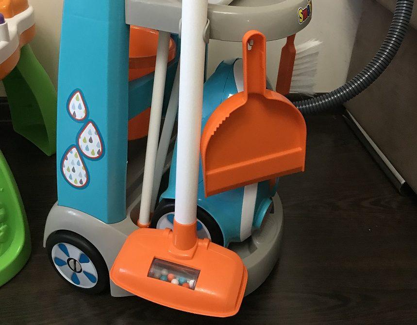 6 Kinderstaubsauger Test - Spielzeuge mit Lerneffekt