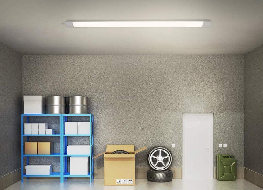 6 LED Feuchtraumleuchte Test – Licht Ins Dunkle Bringen