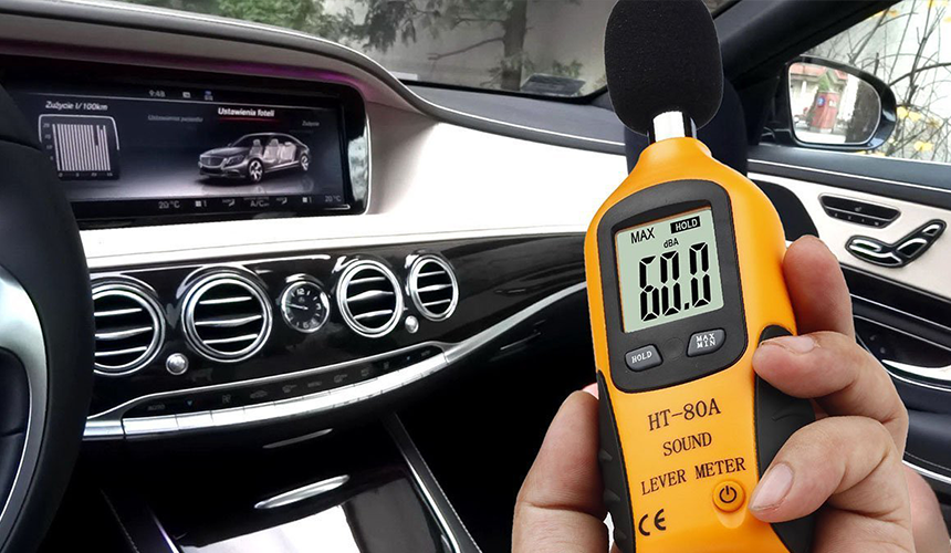 8 Schallpegelmessgeräte Test - Die Lautstärke Ihrer Umgebung Ermitteln