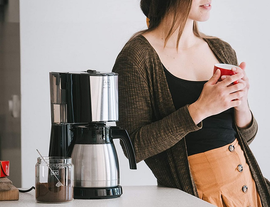 8 Kaffeemaschinen mit Thermoskanne - Kaffe Wird Immer Warm Sein