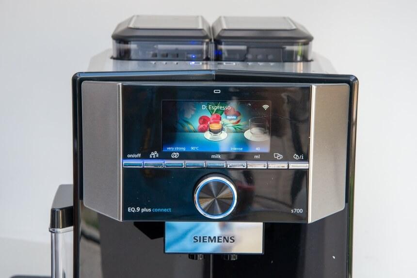 3 Kaffeevollautomaten mit 2 Bohnenbehälter Test – Traum des Feinschmeckers