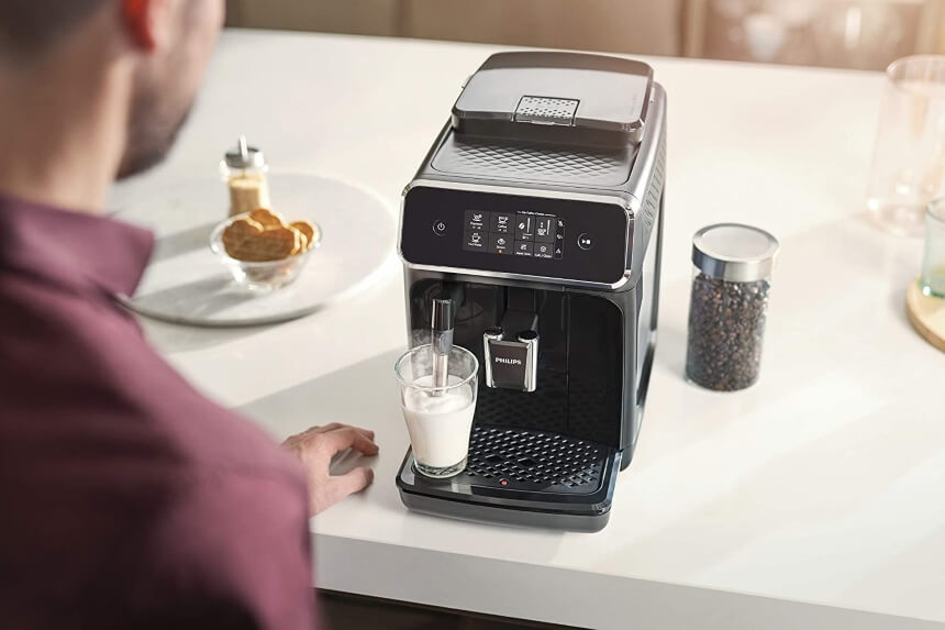 4 Kaffeevollautomaten mit Kakao Test – Küchengeräte Sind Vielseitig