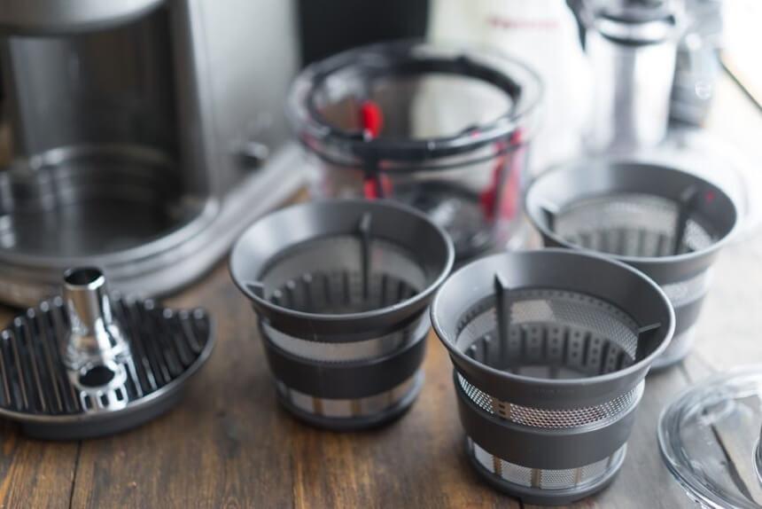 3 KitchenAid Entsafter Test - Klassischer Entsafter, Slow-Juicer und Alleskönner vom Profi