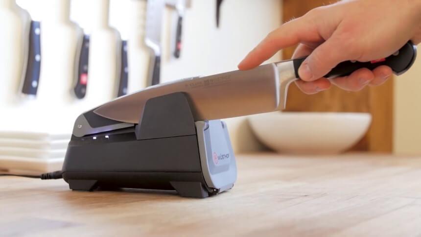 6 Messerschärfer Elektrisch Test - Jetzt Wird Es Scharf