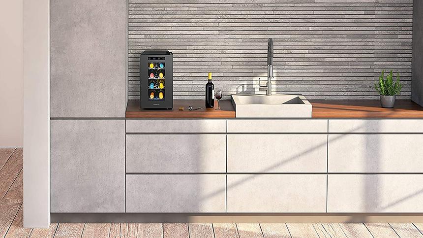 12 Weinkühlschränke Test – Kühlung und Lagerung von edlen Tropfen