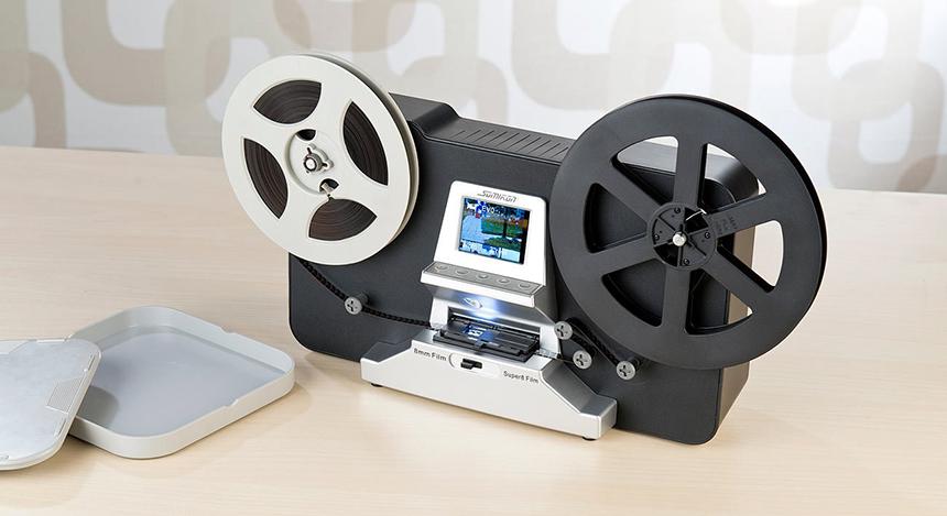 11 Filmscanner Test – Dia- und Negativfilme digitalisieren