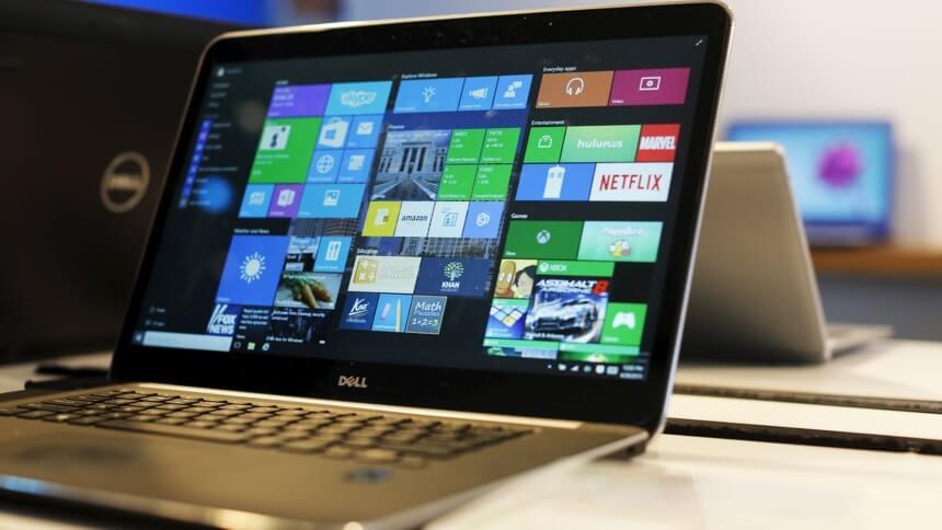 4 Laptops bis 600 Euro Test - Auswahl der besten Modelle