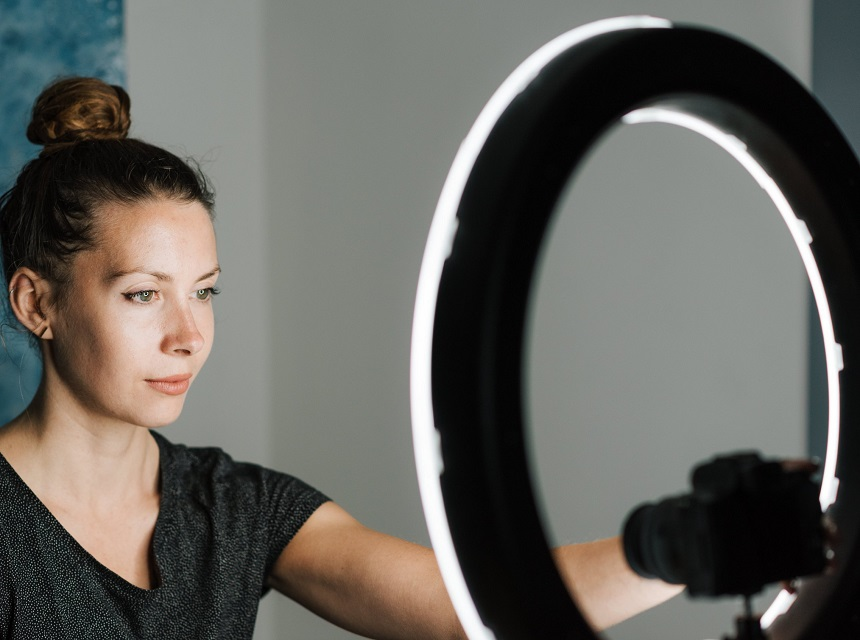 5 Ringlichter Test – Must-Have für Video-Blogger, Make-Up Künstler oder Hobby-Fotograf