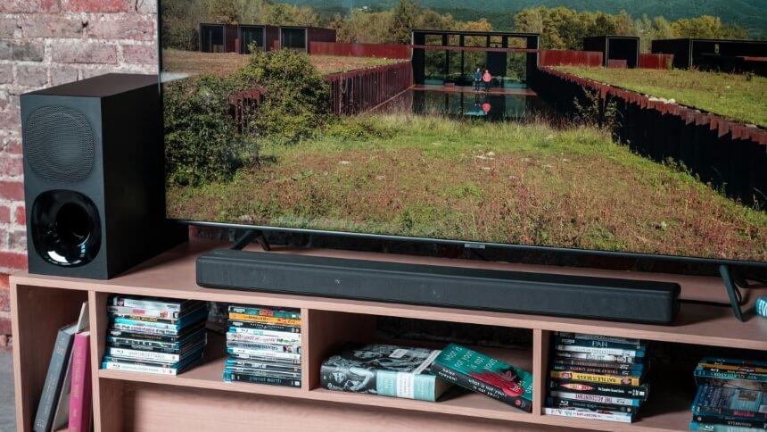 4 Sony-Soundbars Test - Kinogefühl in den eigenen vier Wänden