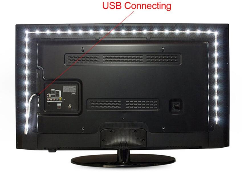 5 TV-Hintergrundbeleuchtungen Test –Details machen den Unterschied