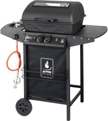 Halifax 2020 Lava Rock Gas Barbecue