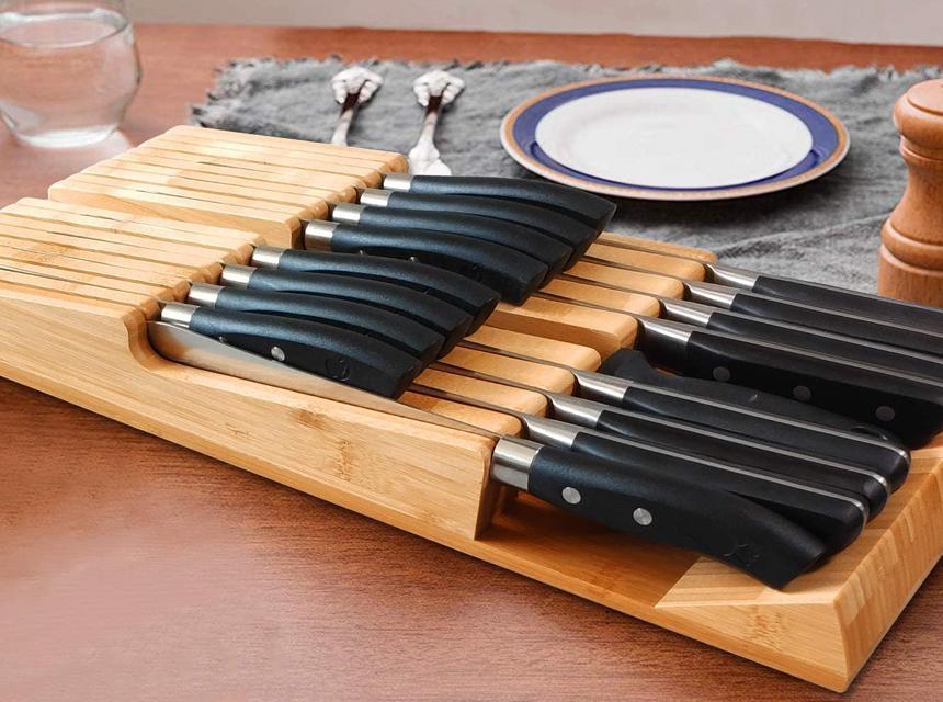 8 Messersets Test – schnittige, elegante und essenzielle Helfer in Ihrer Küche