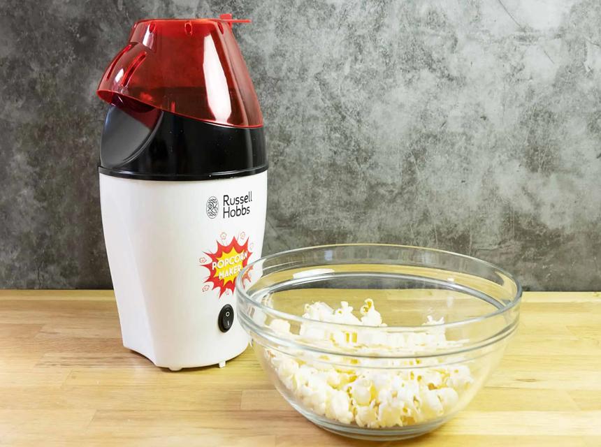 8 Popcornmaschinen Test – Kinoatmosphäre für Ihr Zuhause