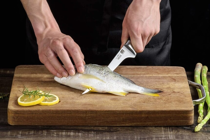8 Filetiermesser Test – mit dem richtigen Messer, wie die Profis filetieren