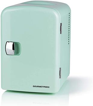 GOURMETmaxx Mini-Kühlschrank Retro