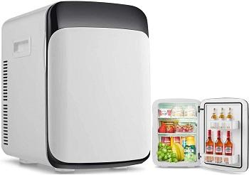 RELAX4LIFE Mini Kühlschrank