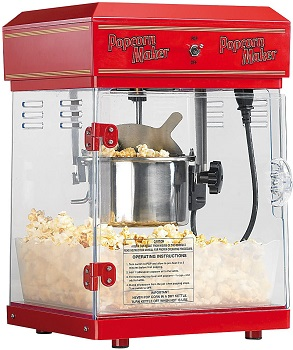 Rosenstein & Söhne Popcornmaschine Profi