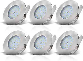 B.K.Licht LED Badeinbaustrahler