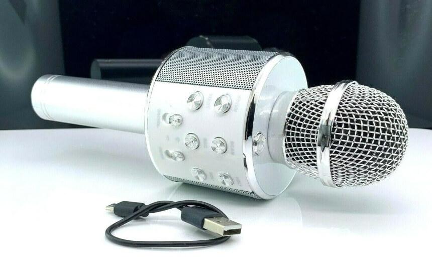 7 Karaoke-Mikrofone Test - aus jeder noch so kleinen Party einen echten Kracher machen