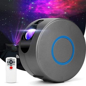 Nigecue LED Sternenhimmel Projektor