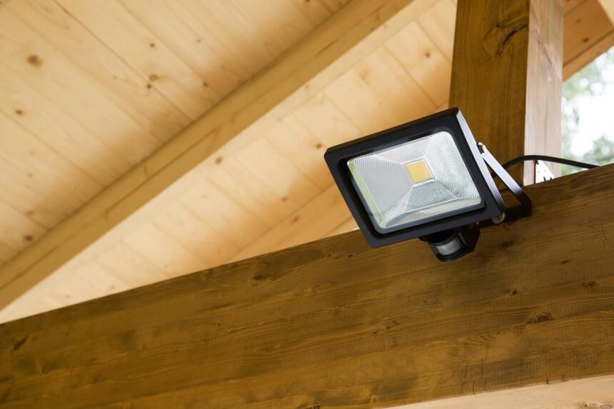 7 Solarleuchten mit Bewegungsmelder Test - im Dunkeln nicht nur den Weg zu Ihrer Haustür zu finden